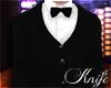 ♆ Cardi Suit & Tie