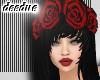 =D Martha Black Red