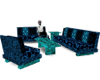 S/Star Club Couch Set
