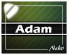 *NK* Adam (Sign)