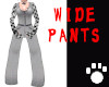 Wide Pants Business