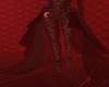 Stars Black Tail Skirt