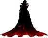 Queen of Darkness Cape