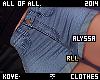|< Alyssa! RLL!