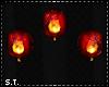 ST: Cirque Lamps