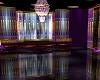 Purple Art Deco Room