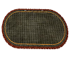 Country Home Oblong Rug