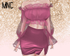 MNC Gypsy Set Pink