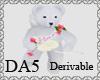 (A) Valentine Cupid Bear