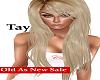 [Berta] White Blonde