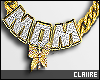 C|Mom Gold Necklace