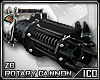 ICO Z6 Rotary Cannon F