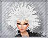 *Electra White hair