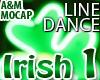 Irish Dance 1  LINEDANCE