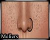 Freckles+ Piercing Black