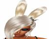 Platinum Bunny Ears