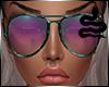 VIPER ~ TurquoiseGlasses
