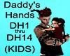 (KIDS) Daddy's Hands