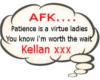 Kellans AFK bubble