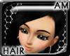 [AM] Charlize Black Hair