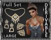 Square Diamond FullSet L