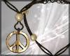 """Peace Necklace  """"Tania"""""""