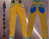 Custom Made Omega Gold