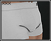 [X] White Trunks.