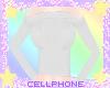 sweater (white) ❤