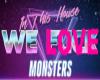Monster Lover Poster
