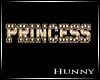 H. Marquee Gold Princess
