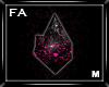 (FA)RockShardsM Pink