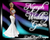 Nymph Wedding Dress