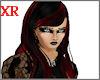 Faline Black Red