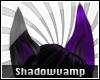 Sha. Black&Purple Ears.