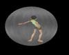 floating dancing orb