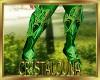 Green elfe armor boots