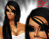 [EK] Nisa Blk Hair