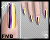 [TFD]Enby Nails