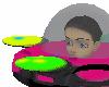 rainbow floater