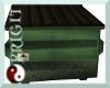 {TFB} Green Dumpster