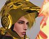 [G]Gold Helmet