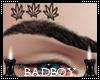 leaf eyebrows