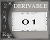 Rus: DERIVABLE Frame