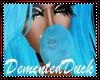 Toxic Bubble Gum Blue