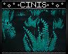 CIN| Waterfall plants