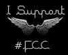 #Fcc Support Stickers