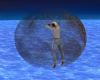 bubble  dance slow
