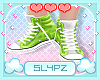 !!S Kids Green Kicks