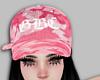 pink GBC hat